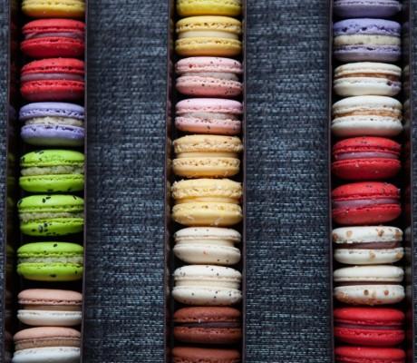 macarons – dessert art