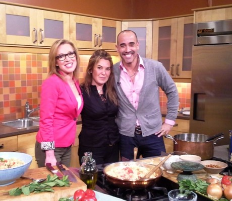 Breakfast Television with David Rocco