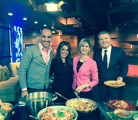 CTV News with Celebrity Chef David Rocco