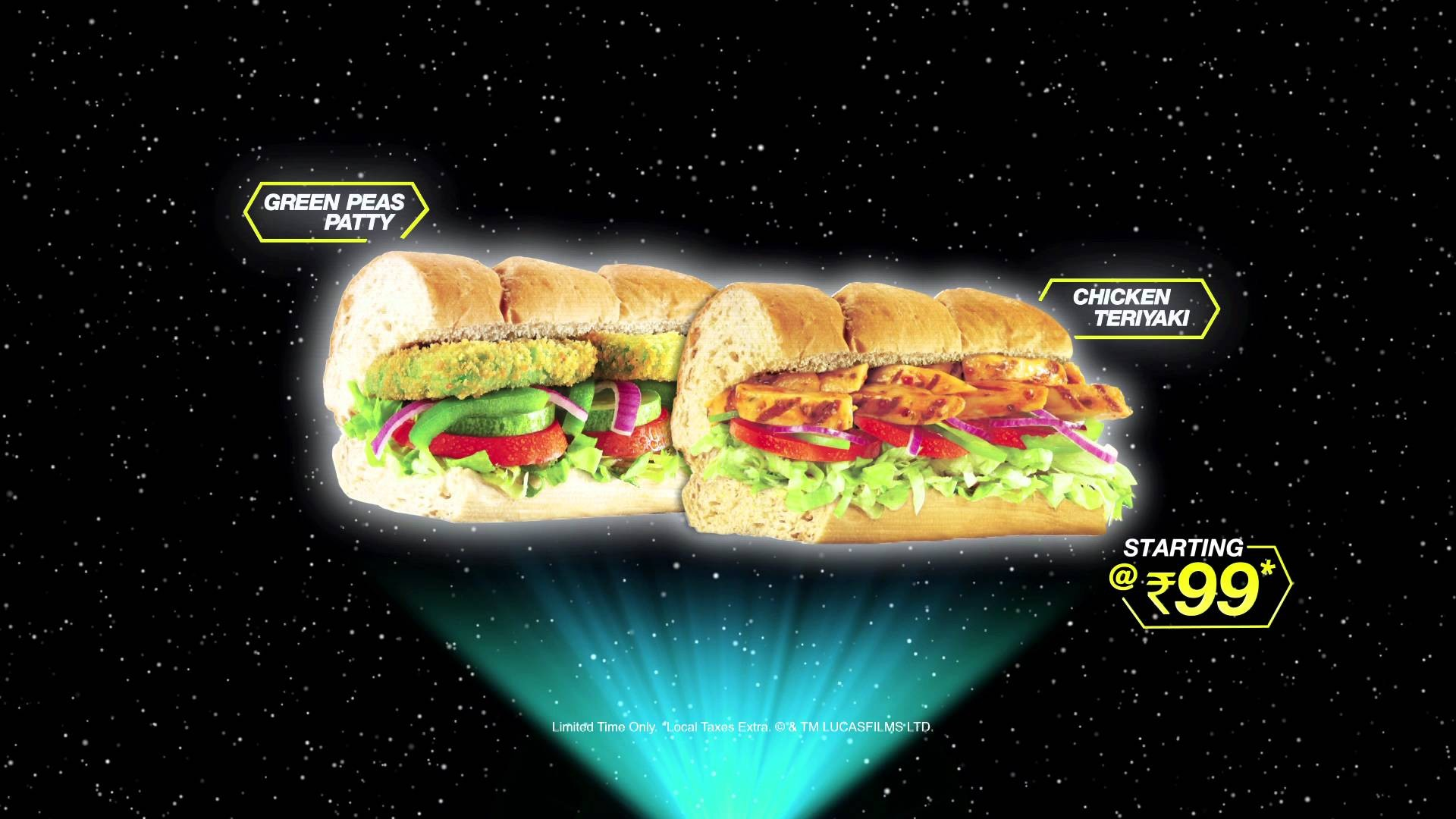 Subway: The Force Awakens