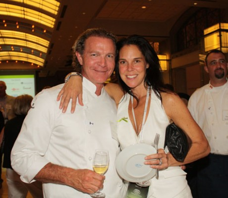 JMS Team working with Celebrity Chef Mark McEwan